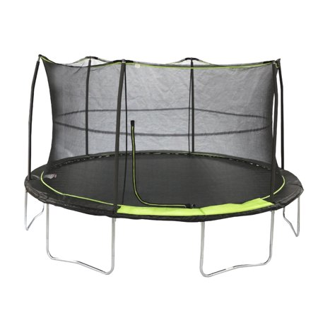 JumpKing 14-Foot Trampoline, with Enclosure