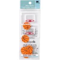Jolee's Dimensional Embellishments - Basketball