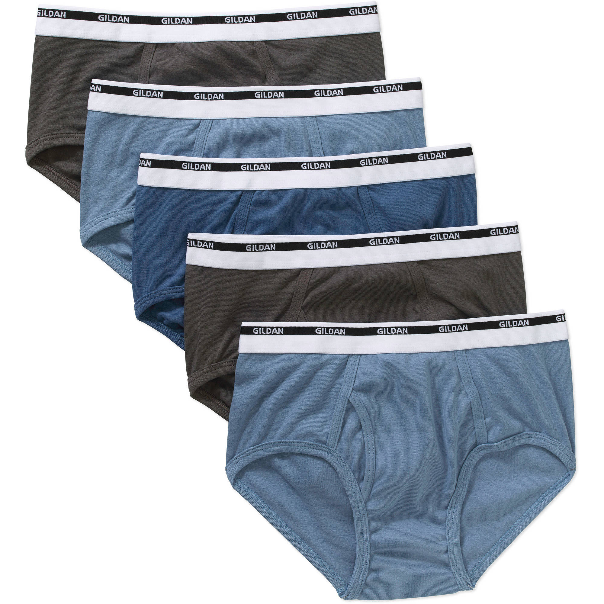 Gildan Men's 5 Pack Brief