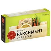 PaperChef Culinary Parchment Cooking Bag, 10 Ct, (Pack of 12)
