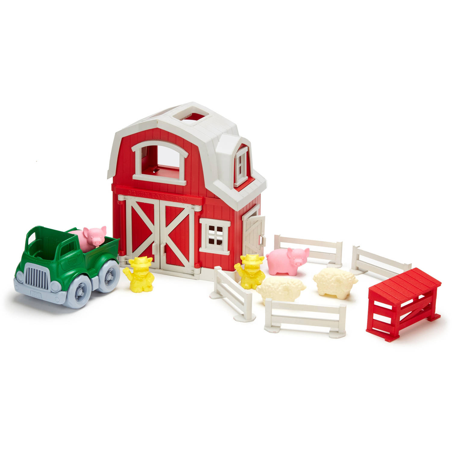 Green Toys Farm Playset by Green Toys