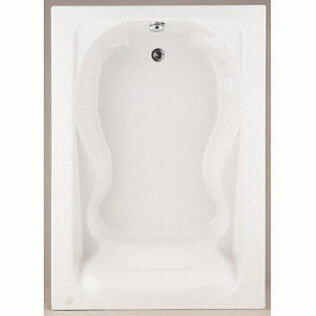 American Standard Cadet Soaking Bathtub 2772.002.020 White American Standard Acrylic Oval Tub