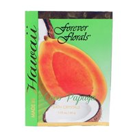 Hawaiian Bath Crystals Forever Florals Coconut Papaya 4 Pack