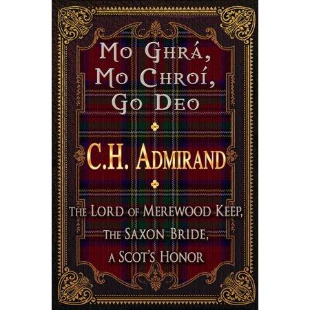 Mo Ghra Mo Chroi Go Deo (My Love My Heart Forever) - BoxSet - eBook ()