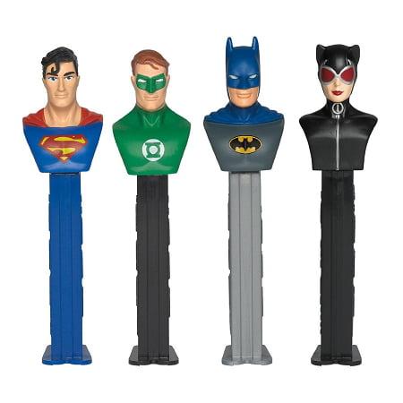 PEZ Candy, Inc. 223615 Batman PEZ Dispenser Various - color may vary