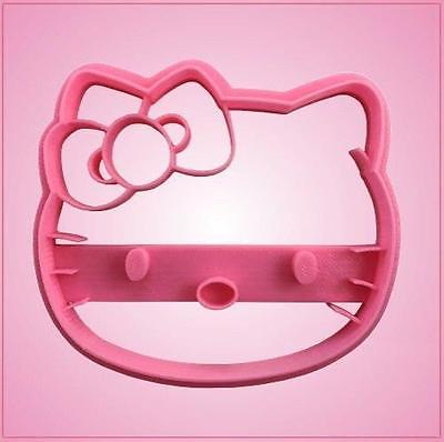Embossed Hello Kitty Cookie Cutter](Hello Kitty Cookie Cake)