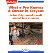 Career in Crayons, A - Audiobook