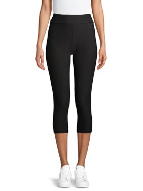 No Boundaries Juniors' Yoga Capris