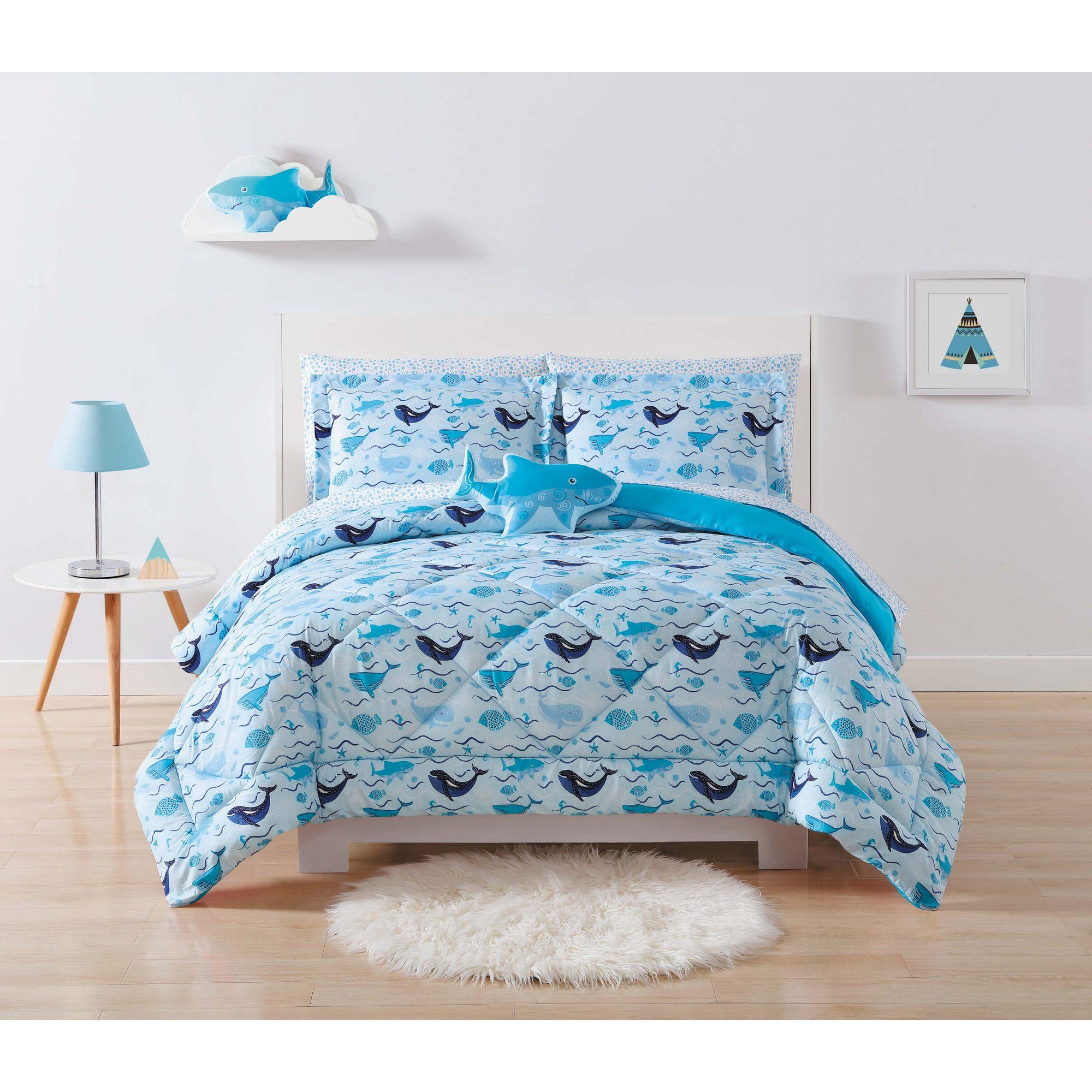 Laura Hart Kids Deep Blue Sea Comforter Set