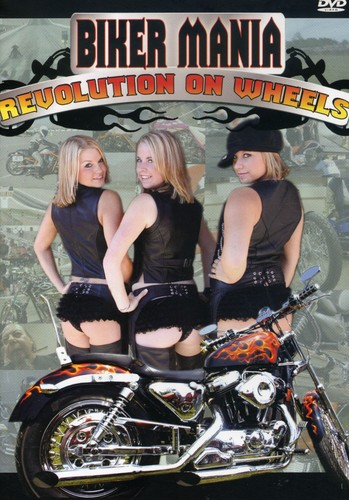 Biker Mania: Revolution on Wheels by SHAMI PRODUCTION
