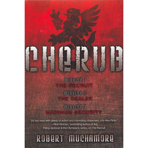 Cherub: The Recruit / The Dealer / Maximum Security