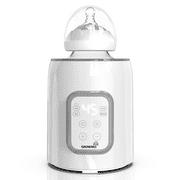 Grownsy Bottle Warmer, 5-in-1 Fast Baby Bottle Warmer Baby Food Heater&Defrost BPA-Free Warmer for Breastmilk and Formula