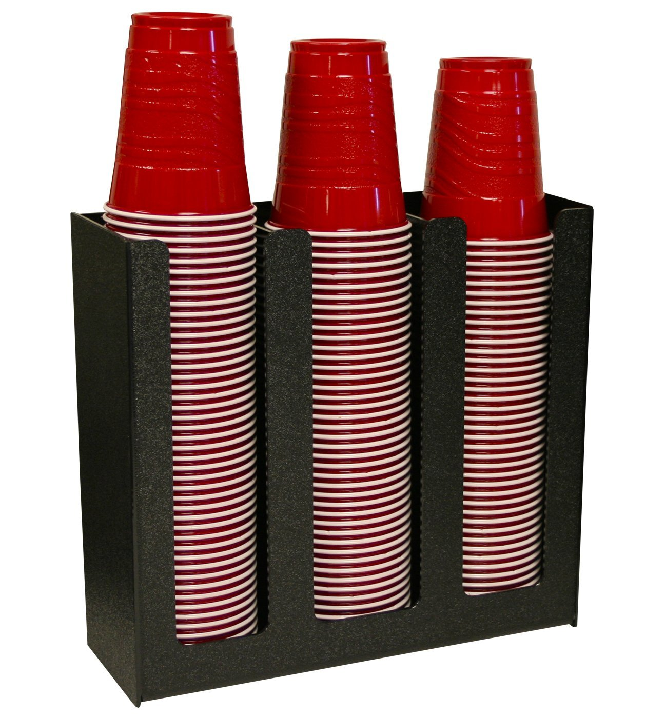 Coffee Cup Dispenser or Lid Holder. Holds 12 oz,16, 20 or 24oz and One Size L...