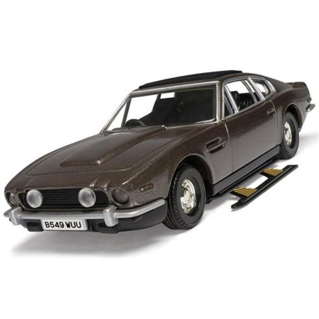 Corgi CORCC04804 James Bond - Aston Martin Vantage - The Living Daylights 1987 Die-Cast Model Corgi James Bond Aston Martin