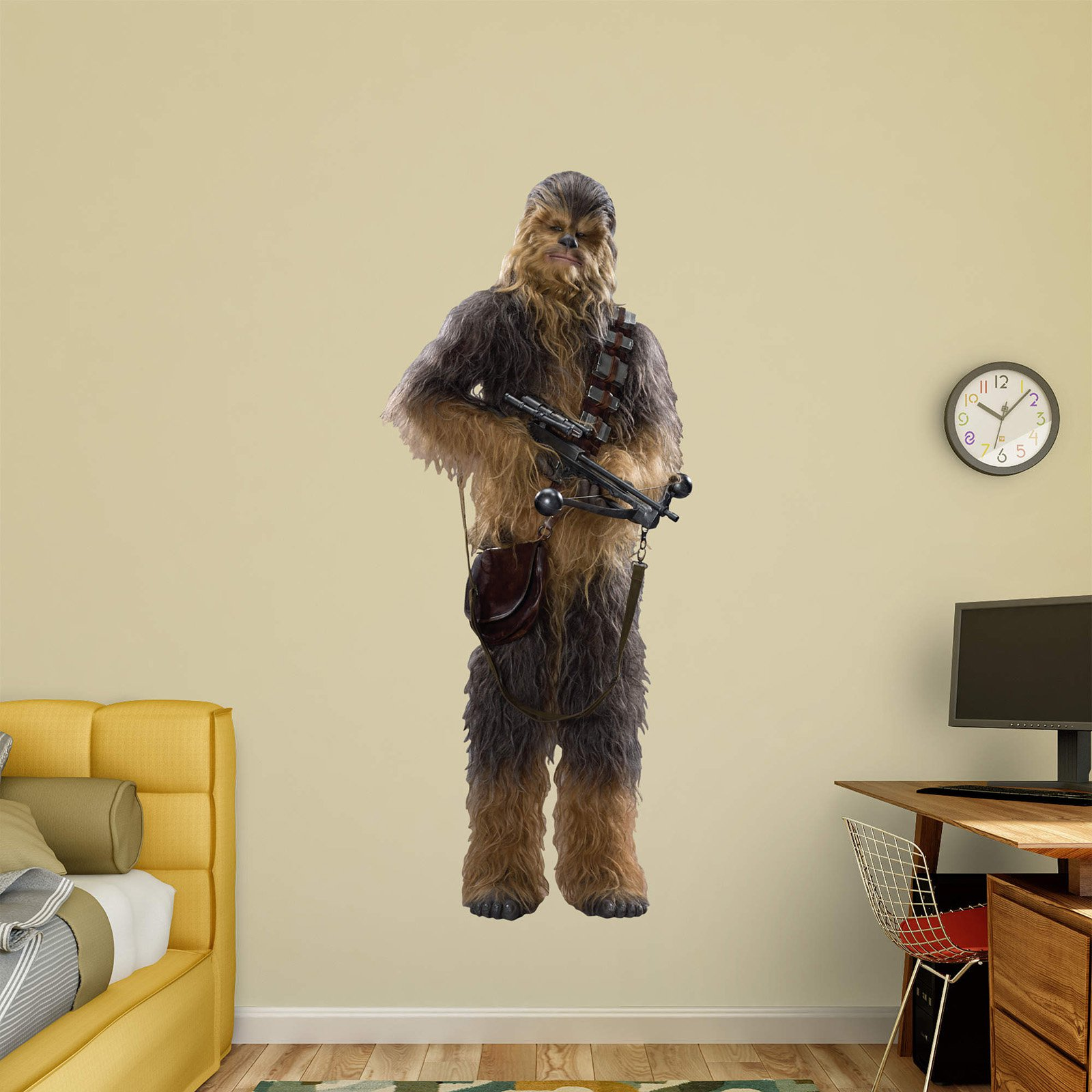 Fathead Star Wars Episode VII - Chewbacca The Force Awakens Wall Decal