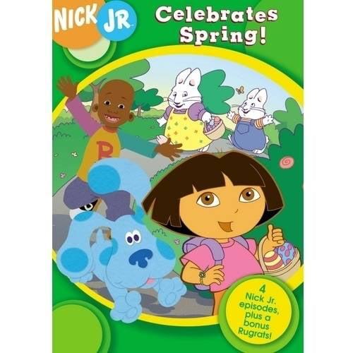 Nick Jr: Celebrates Spring!