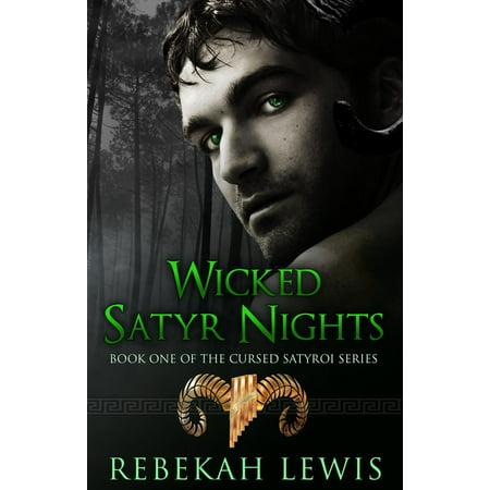 Satyr Horns (Wicked Satyr Nights - eBook)