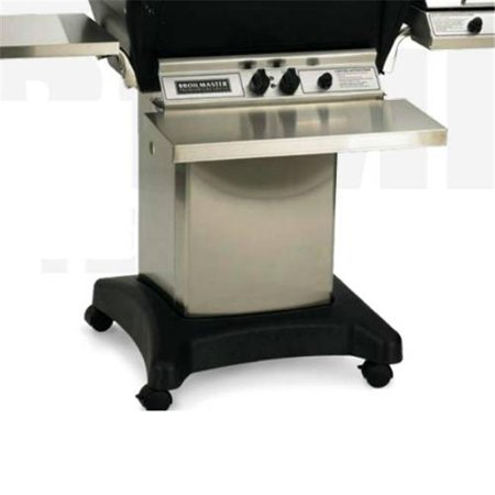 Image of Broilmaster PCB1 Stainless Steel Cart-Base Molded Base with Stainless Stand and Removeable Casters
