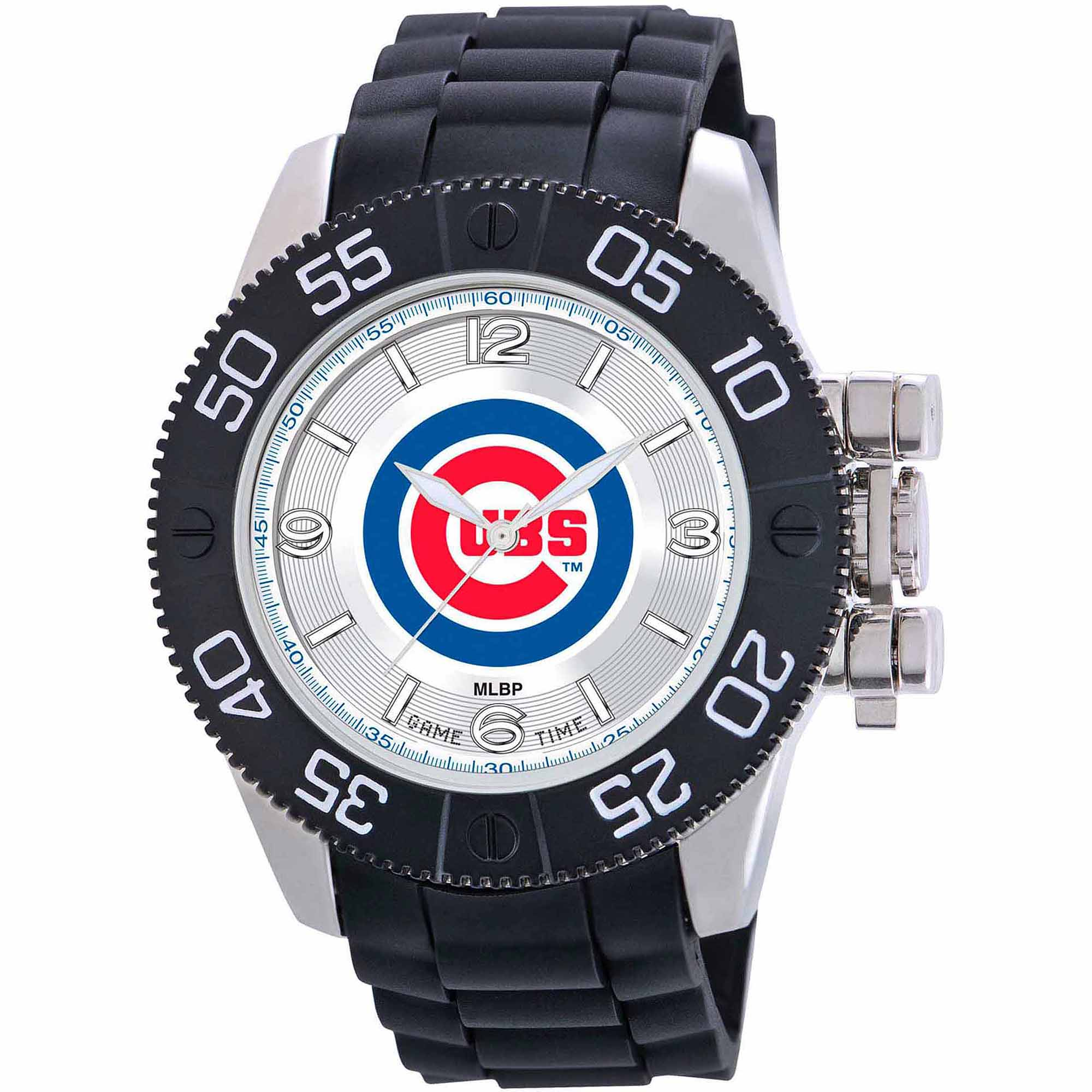 Game Time MLB Men's Chicago Cubs Beast Series Watch