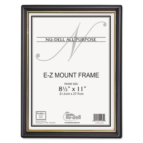 EZ Mount Plastic Document Frames (Case of 18)
