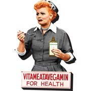 Magnet - I Love Lucy - Vitamin Licensed Gifts Toys 95008