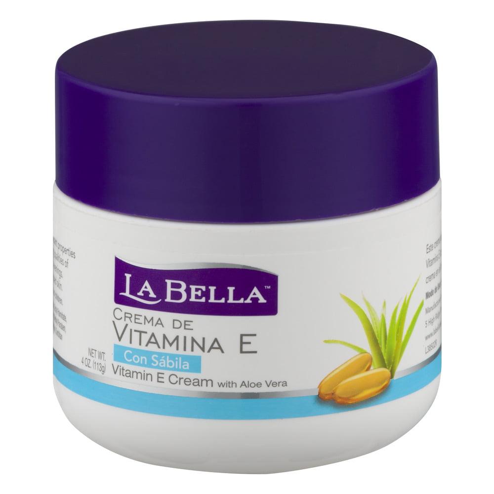 aloe vera cream with vitamin e