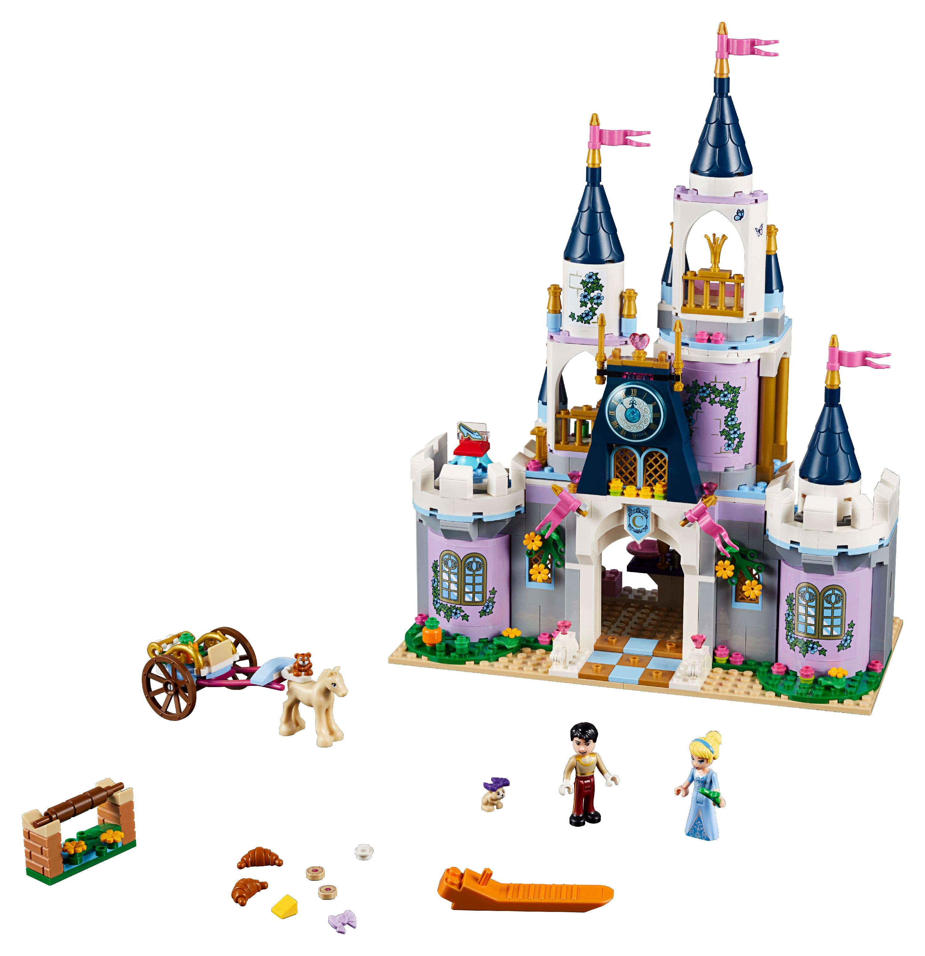 LEGO Disney Princess Cinderella's Dream Castle 41154