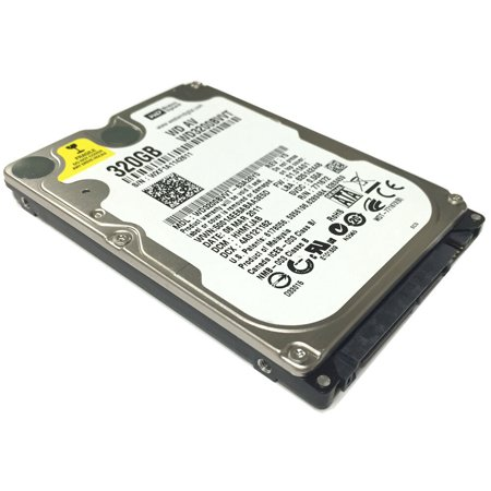 Western Digital 320GB 5400RPM 8MB 2.5