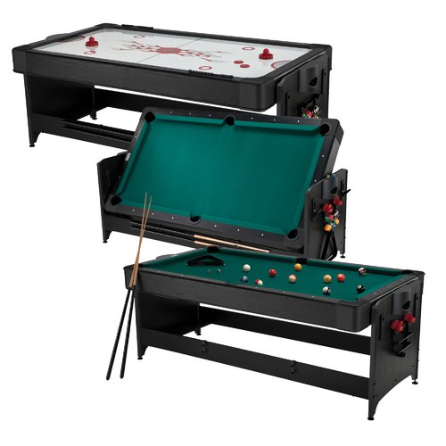 GLD Products Fat Cat Pockey 2 In 1 6u00278u0027u0027 Game Table