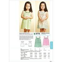 Kwik Sew Pattern Dresses, (T1, T2, T3, T4)