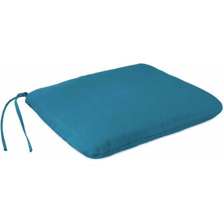 Edge Outdoor Seat Pad Cushion (Jordan Manufacturing Outdoor Patio - Knife Edge Mono Style Seat Cushion )