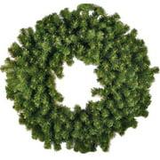 Christmas at Winterland WL-GWSQ-04 4 Foot Sequoia Wreath