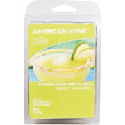 American Home by Yankee Candle Perfect Margarita, 2.6 oz Fragranced Wax Cubes