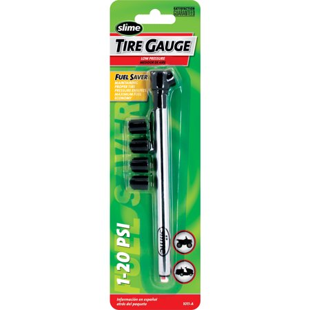 Slime 1-20 PSI Tire Pressure Gauge - 1011-A (The Best Tyre Pressure Gauge)
