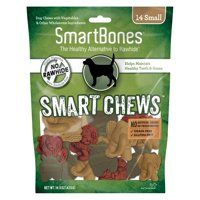 SmartBones SmartChews, Made with Real Chicken, Small 14 Pk