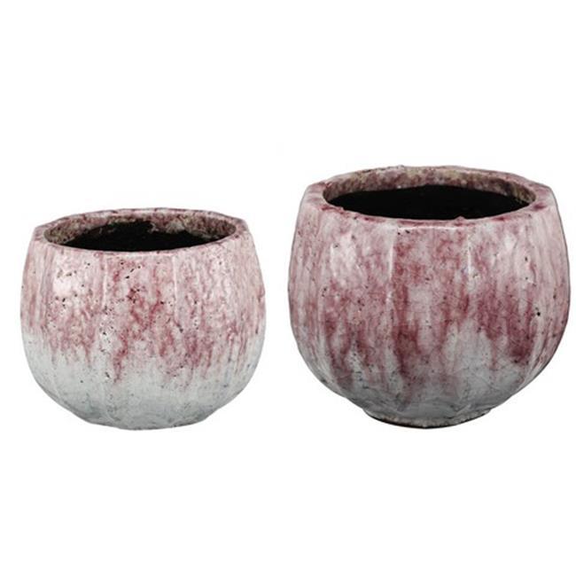 A&B Home HP0499 Malaha Decorative Bowl Set, Large Set of 2 by