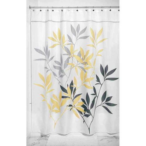InterDesign Leaves Shower Curtain by INTERDESIGN