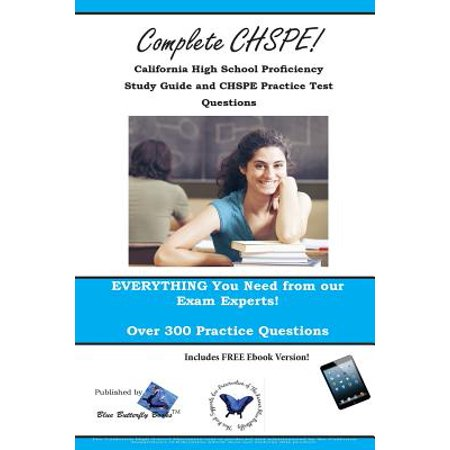 Amazon.com: Customer reviews: CHSPE Secrets Study Guide ...