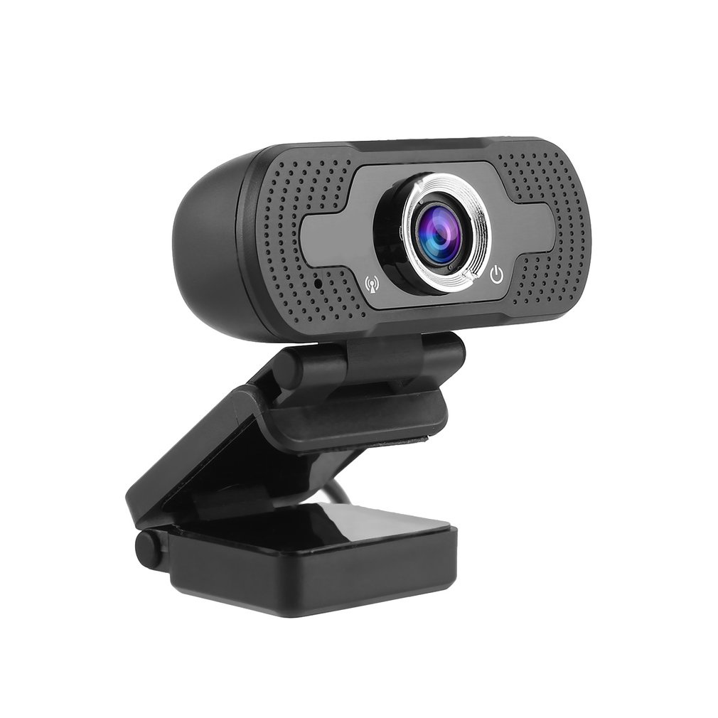 LESHP Ultra Small Portable HD Video Solution 2D DNR USB Camera Built-in Microphone for Video Call Plug & Play Free Driver Webcam On Sale