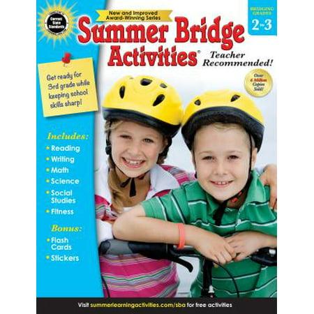 Summer Bridge Activities Bridging Grades 2 to 3](Halloween Reading Activities Grade 4)