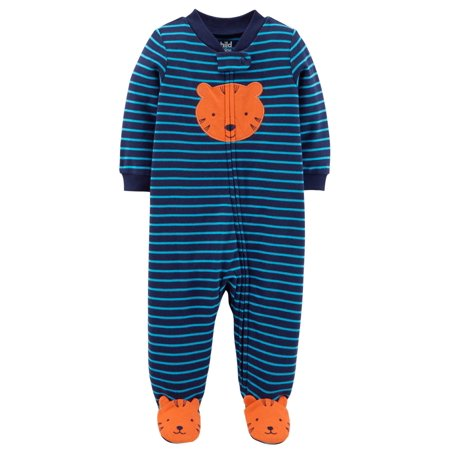 Baby Boy Zip-up Sleep 'N Play - Baby Boys Sleeping Bags