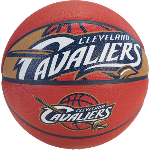 Spalding NBA Cleveland Cavs Team Ball