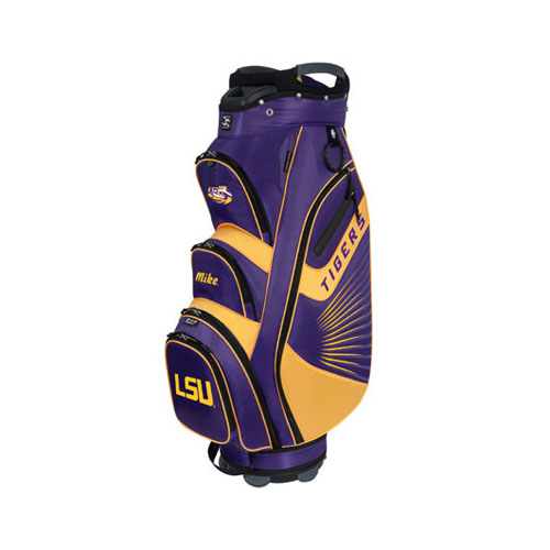 LSU Tigers Bucket II Cooler Cart Bag by Team Effort