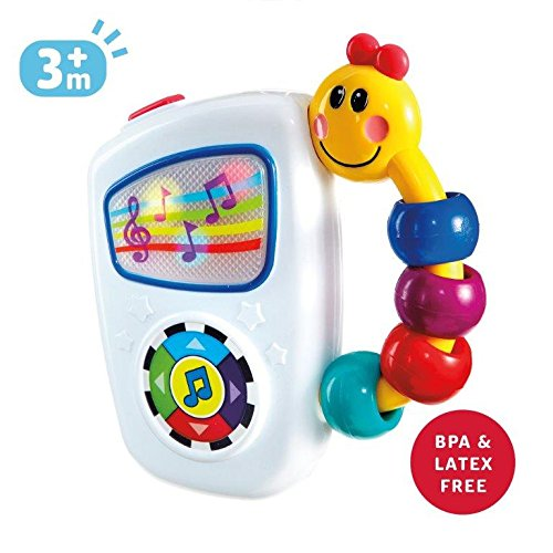 Baby Einstein Take Along Tunes Musical Toy Child Developing Melodies New!