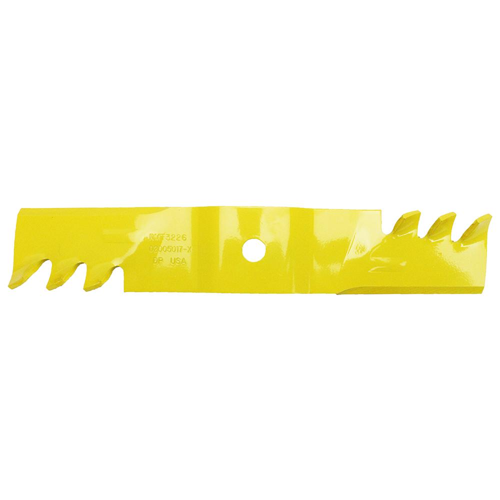 "1 OEM Extreme Blade for Deck MTD Cub Cadet Troy Bilt 48"" Deck Zero Turn Mowers 02005017-X by MTD"
