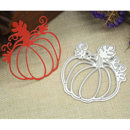 Mosunx Happy Halloween Metal Cutting Dies Stencils Scrapbooking Embossing DIY Crafts](Halloween Crafts Using Scrapbook Paper)