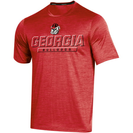 Georgia Bulldog Game (Men's Russell Red Georgia Bulldogs Synthetic Impact)
