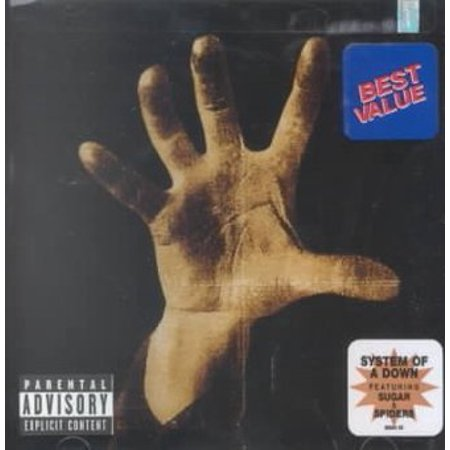 System of a Down (CD) (explicit)