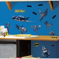RoomMates Batman Gotham Guardian Peel and Stick Wall Decals