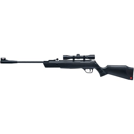 Ruger AirHawk Elite II .177 Pellet Air Rifle Black Stock - UMAREX
